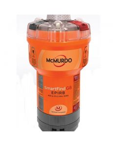 McMurdo Smartfind G8, Cat 1 with GPS