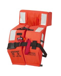 Crewsaver D10573CAN PREMIER 2010 LJ CHILD-dual language on the lifejacket