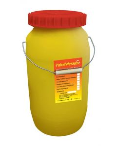 PainsWessex Large Polybottle Flare Container