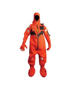 Mustang MIS240TC Neoprene Cold Water Immersion Suit with Harness - Adult Oversize