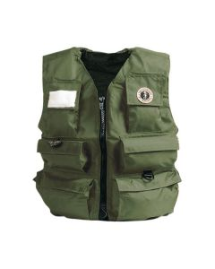Mustang MIV-10 Inflatable Fisherman Vest