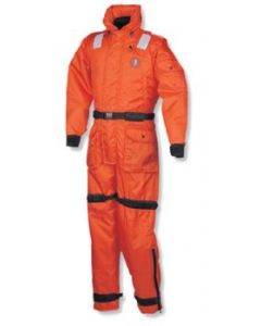 Mustang MS2195 Deluxe Anti-Exposure Coverall & Worksuit
