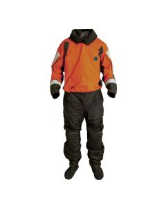 Mustang MSD635 Sentinel™ Series Boat Crew Dry Suit w/Adjustable Neck Seal and drop seat