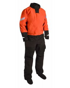 MSD645 Sentinel™ Series Heavy Duty Boat Crew Dry Suit with Adjustable Neck Seal and drop seat