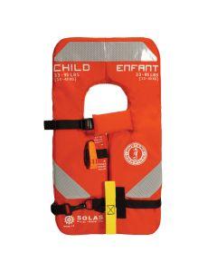 Mustang MV8035 4-ONE SOLAS Child Vest (MED/TC/USCG APPROVED)