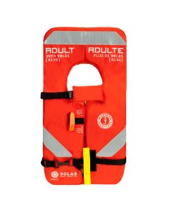 Mustang MV8040 4-ONE SOLAS Adult Vest (MED/TC/USCG APPROVED)