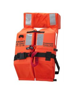 Crewsaver D10572CAN PREMIER 2010 LJ ADULT-dual language on the lifejacket