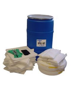 55 Gallon Economy Oil Only Spill Kit